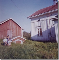 Great Great Grandmother's home in Finland