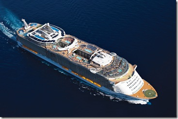Aerial Allure of the Seas