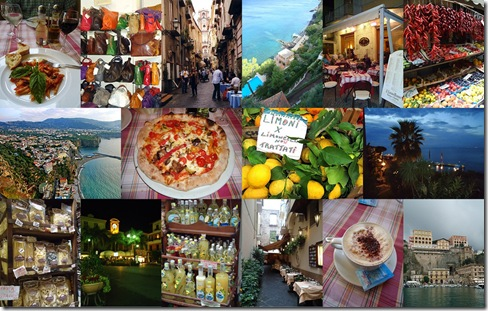 A Taste of Sorrento